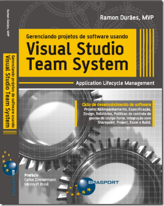New VSTS Book